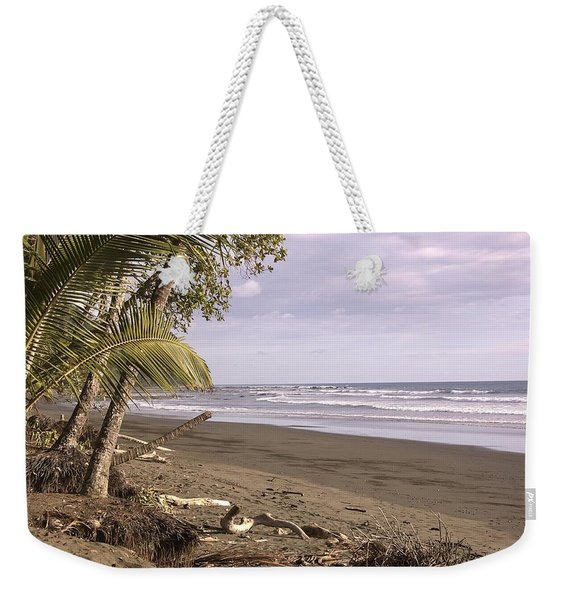 Tiskita Pacific Ocean Beach Weekender Tote Bag