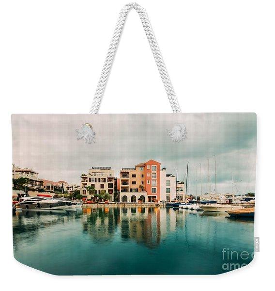 Tivat, Montenegro Weekender Tote Bag