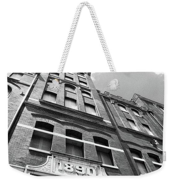 Tn Brewery Memphis 1890 Weekender Tote Bag