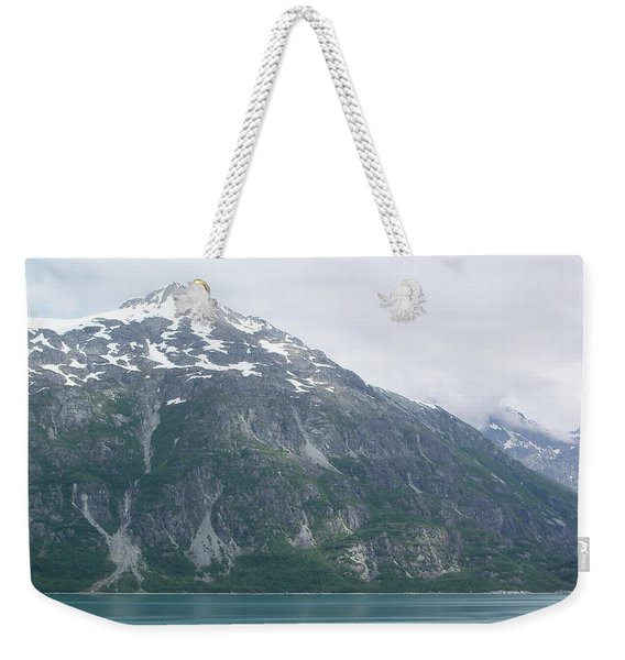 To A Point Weekender Tote Bag