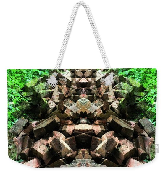 To Be Thick As Weekender Tote Bag