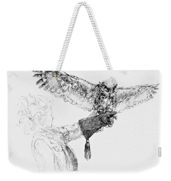 To Have Wings Weekender Tote Bag