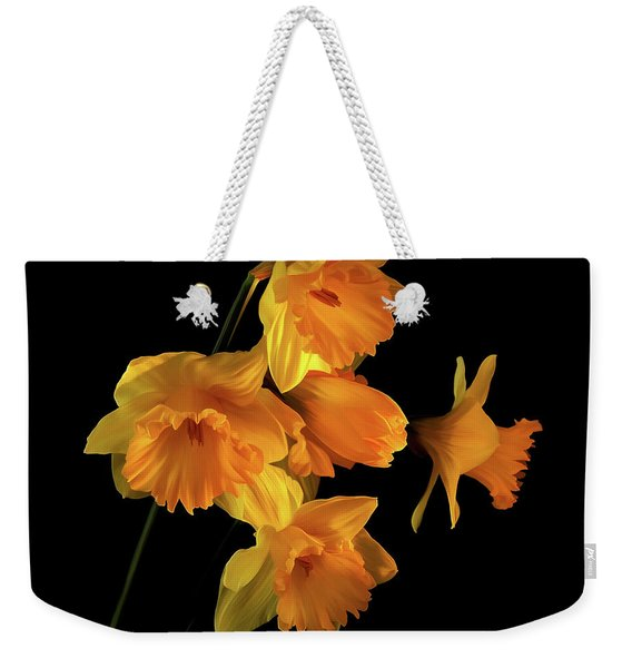 To Hold In Your Heart Weekender Tote Bag