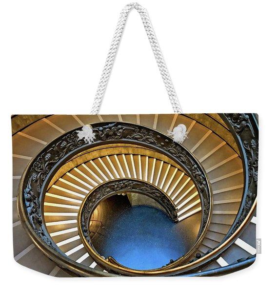 To Infinity Weekender Tote Bag
