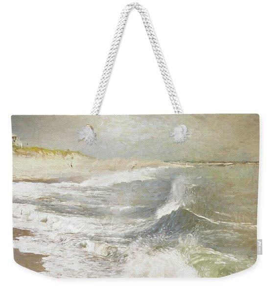 To Keep In View Weekender Tote Bag