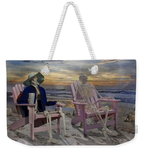 To See Another Sunrise Weekender Tote Bag