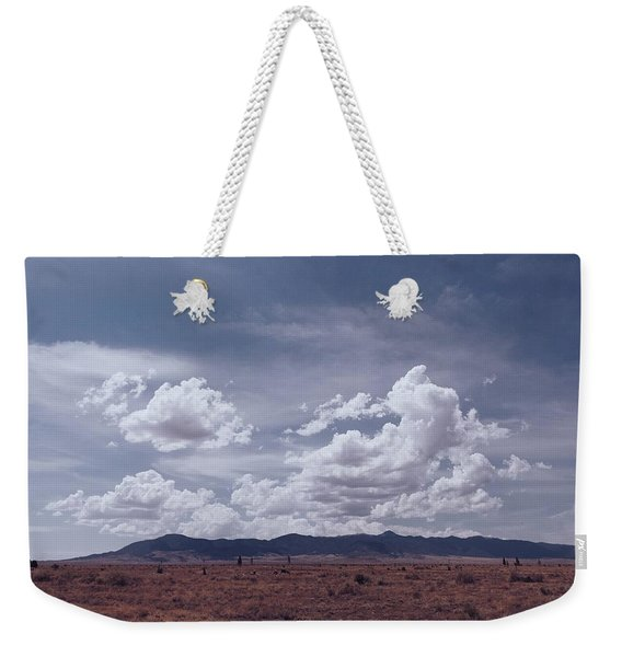 To The Sierra Blanca Weekender Tote Bag