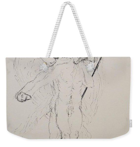 To Thine Own Self Be True Weekender Tote Bag