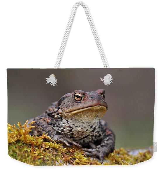 Toad Weekender Tote Bag