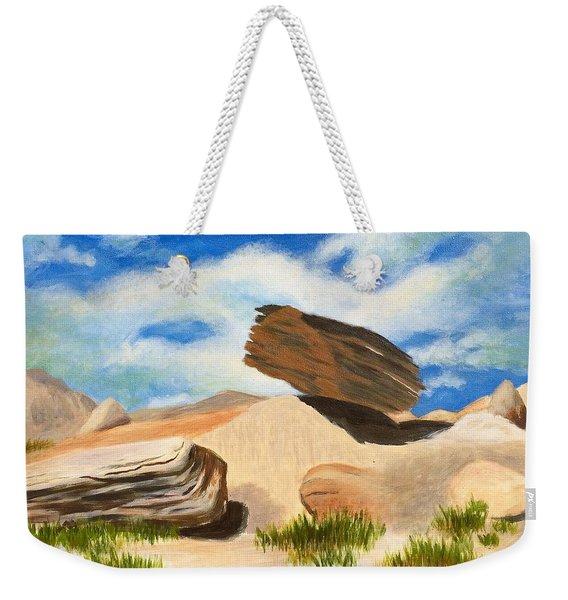 Toadstool Park Nebraska Weekender Tote Bag