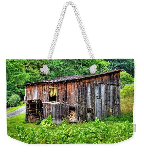 Tobacco Barn Weekender Tote Bag