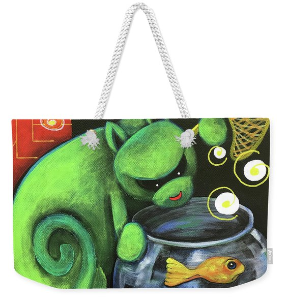 Today Is The Day Weekender Tote Bag