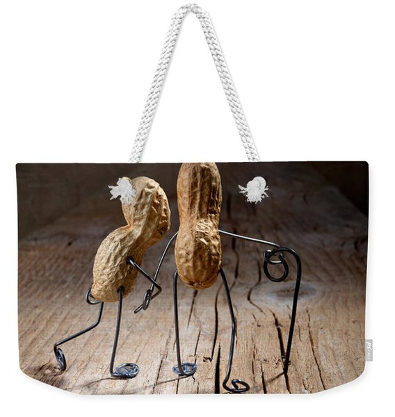 Together 05 Weekender Tote Bag