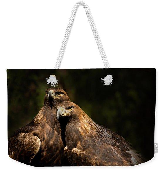 Together Weekender Tote Bag