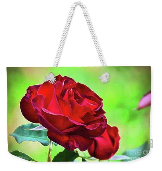 Toi Et Moi Weekender Tote Bag