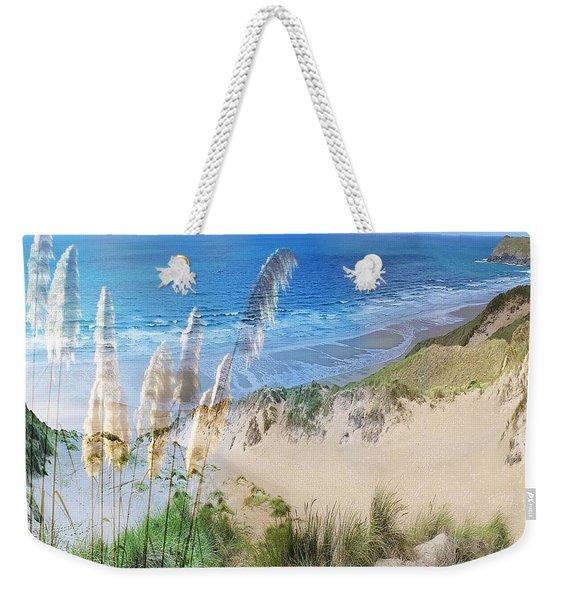 Toi Tois In Coastal  Sandhills Weekender Tote Bag