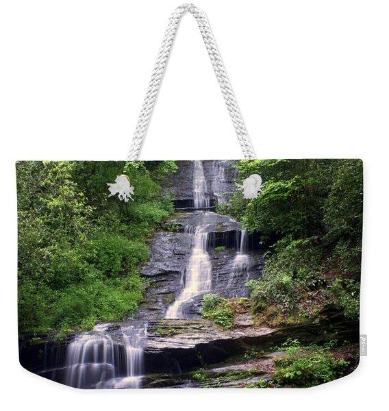 Tom Branch Falls Weekender Tote Bag