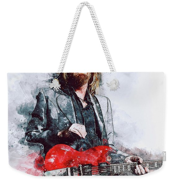 Tom Petty - 21 Weekender Tote Bag