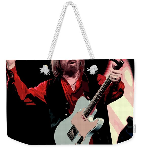 Tom Petty, Hypnotic Eye Weekender Tote Bag