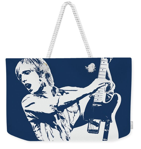 Tom Petty - Portrait 02 Weekender Tote Bag