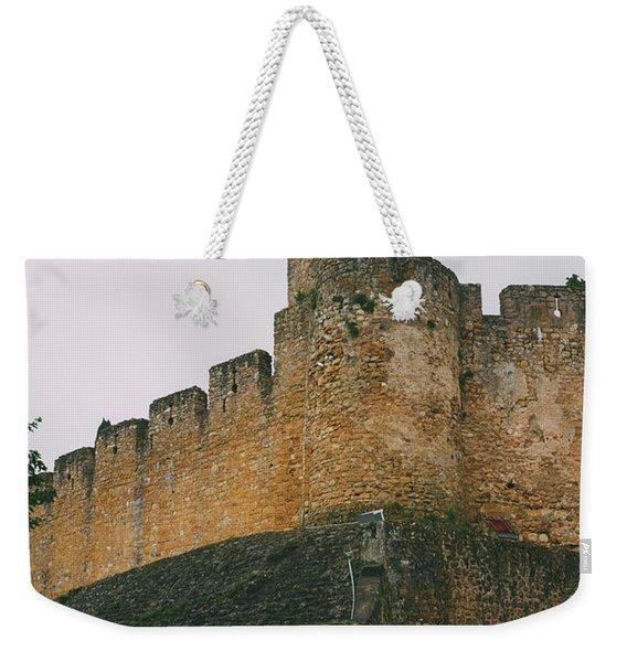 Tomar Castle, Portugal Weekender Tote Bag