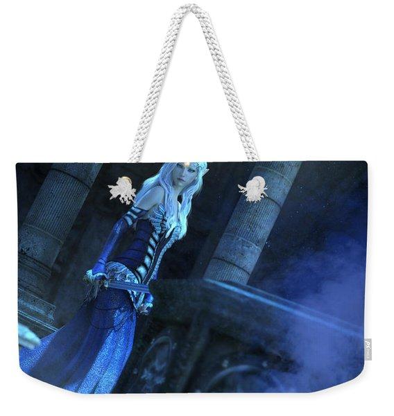 Tomb Of Shadows Weekender Tote Bag