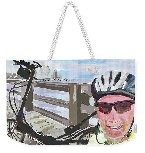 Tommy Weekender Tote Bag