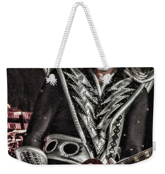 Tommy Thayer Weekender Tote Bag