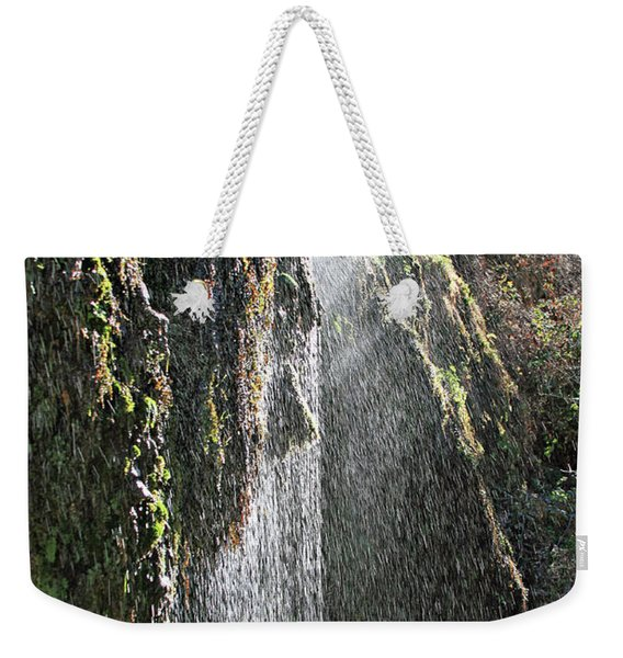 Tonto Waterfall Splash Weekender Tote Bag