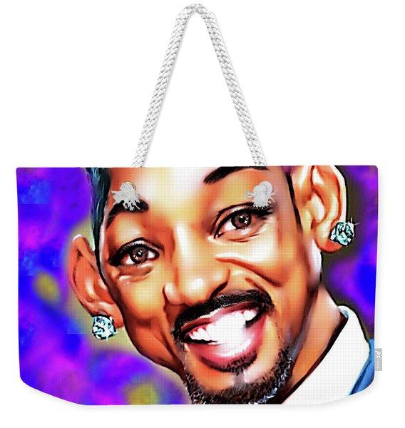 Too Fresh Weekender Tote Bag