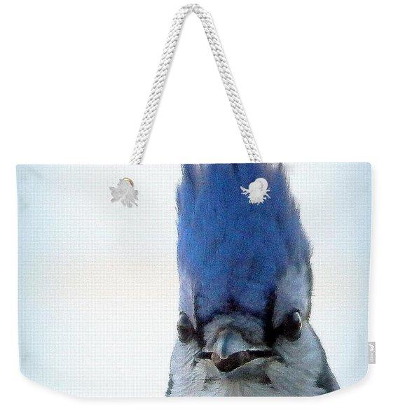 Too Much Mousse? Weekender Tote Bag