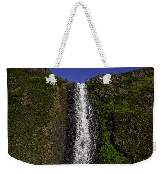 Top Of The Falls Weekender Tote Bag