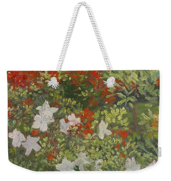 Top Quality Art - Azalea Weekender Tote Bag