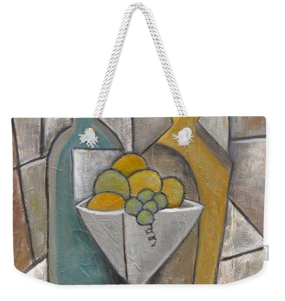 Top Shelf Weekender Tote Bag