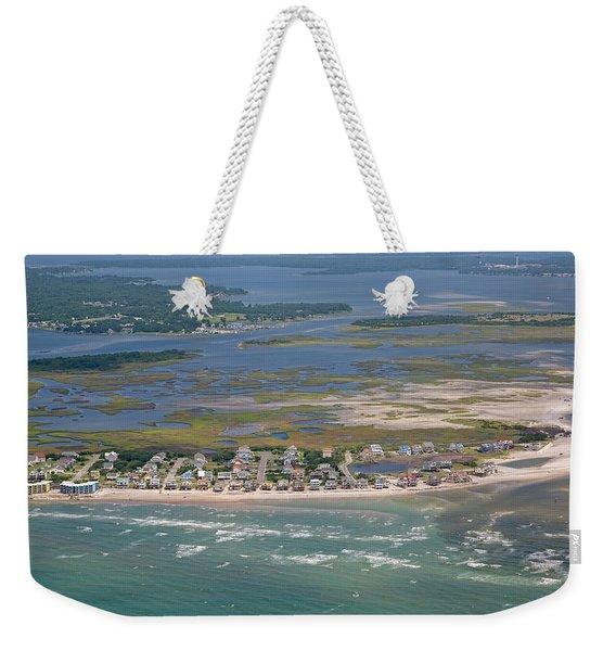 Topsail Island Migratory Model Weekender Tote Bag