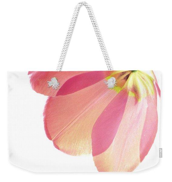 Topsy Turvy Tulip Weekender Tote Bag