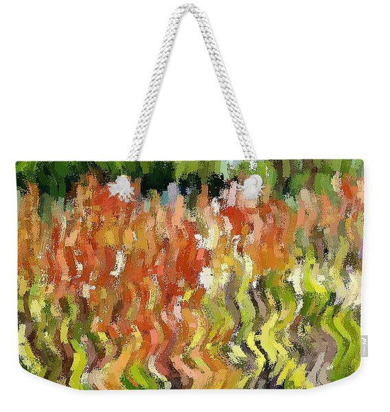 Torch Lilies Weekender Tote Bag