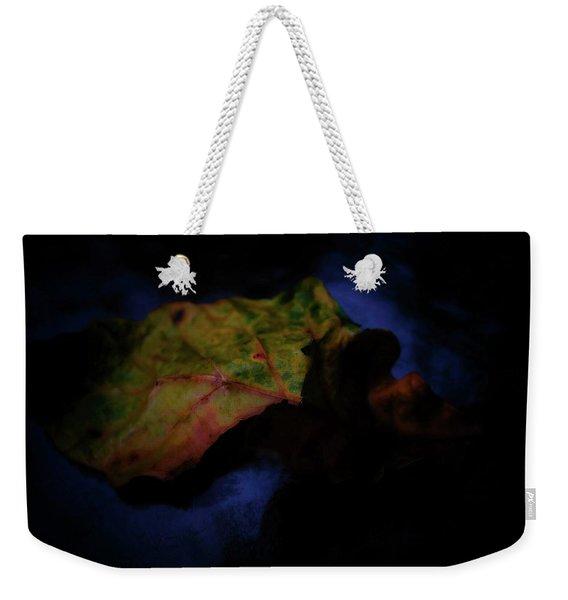 Torn Weekender Tote Bag