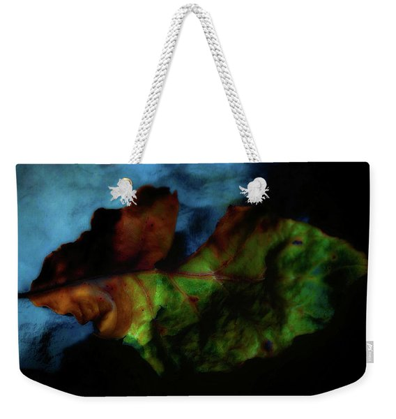 Torn Two Weekender Tote Bag