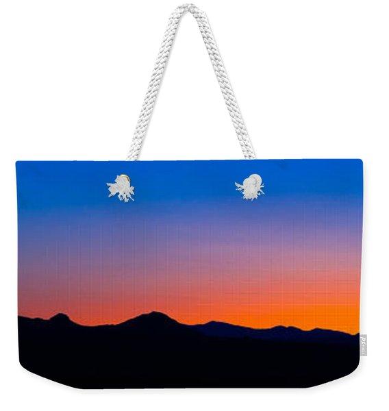 Tornillo Sunset Weekender Tote Bag