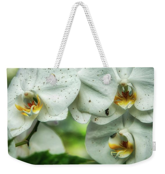 Toronto Orchids Weekender Tote Bag