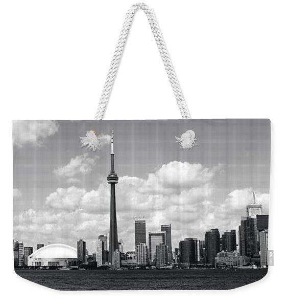 Toronto Skyline 11 Weekender Tote Bag