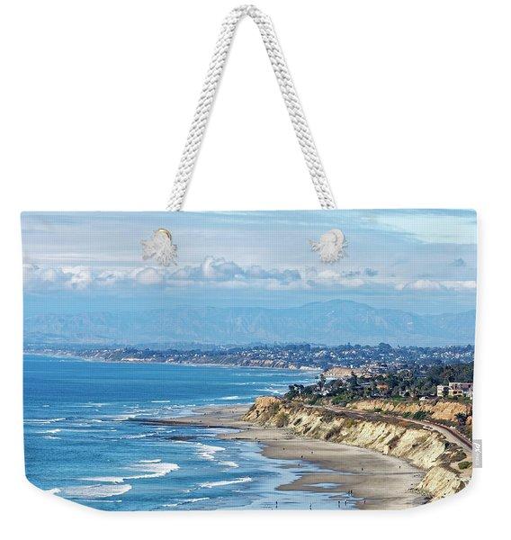 Torrey Pines Weekender Tote Bag