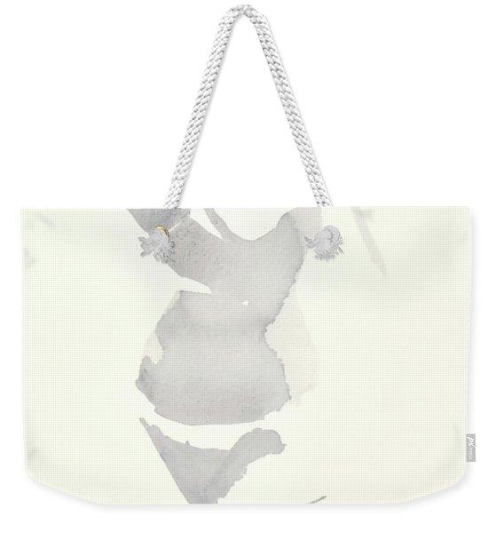 torso_1228 Up to 70 x 90 cm Weekender Tote Bag