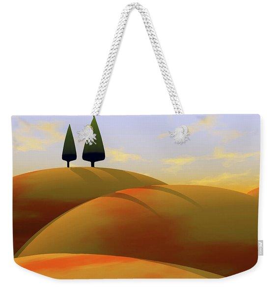 Toscana 1 Weekender Tote Bag