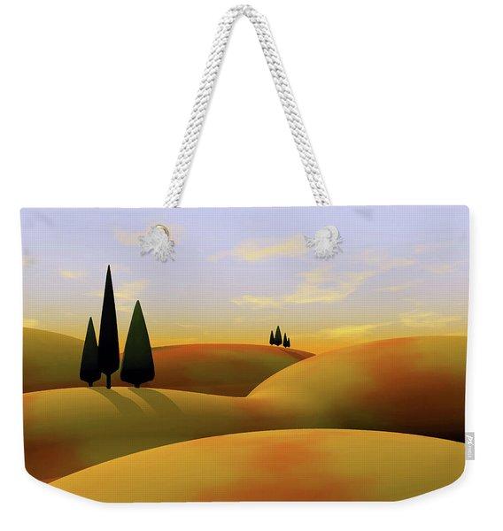 Toscana 3 Weekender Tote Bag