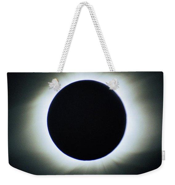 Total Solar Eclipse - Aruba 1998 Weekender Tote Bag