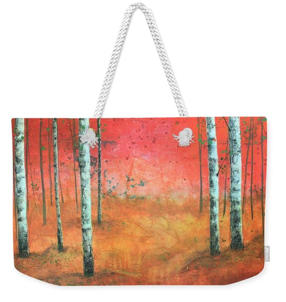 Totally Enthralled Weekender Tote Bag