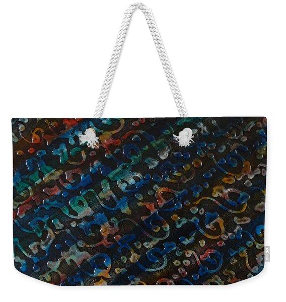 Touch Me Weekender Tote Bag