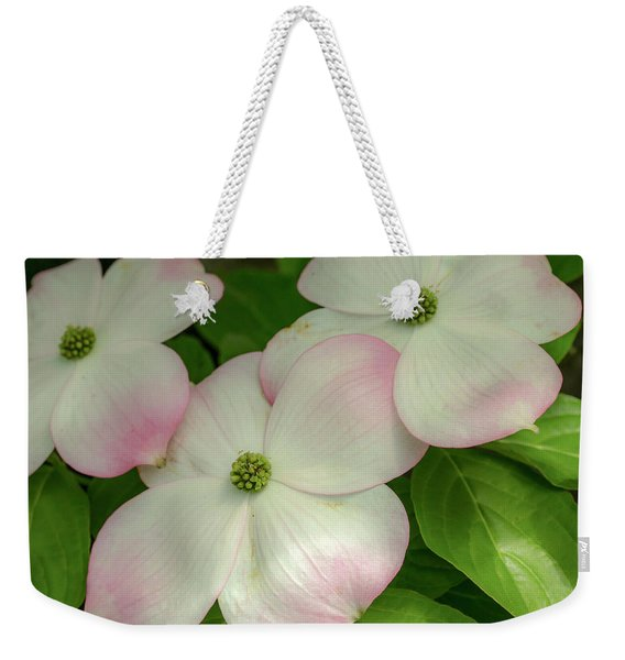 Touch Of Pink2 Weekender Tote Bag